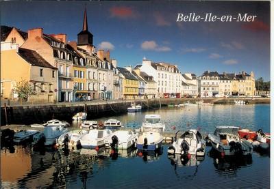 Logo Belle-île-en-Mer, Belle Ile en Mer (France)
